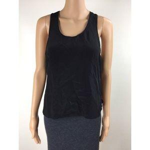 Maeve Women's Tank Top Shirt Black Size 6P V637